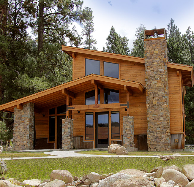 Highlands Ranch Resort Bed