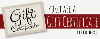 Highlands Ranch Gift Cetificates