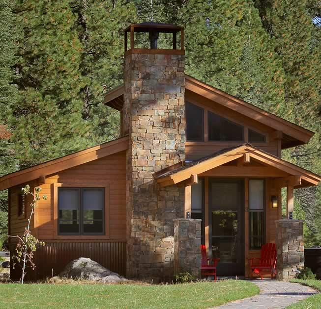 Romantic Cottage In Lassen Volcanic National Park