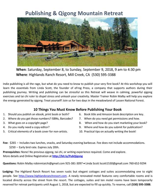 Lassen Volcanic National Park Weddings, Special Events